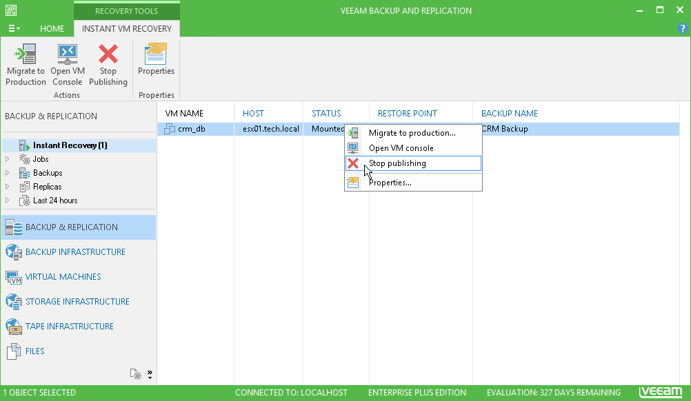 Worst backup practices of Veeam Backup & Replication - CenterGrid